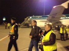 Megkezdi büntetését Magyarországon az ír gázoló