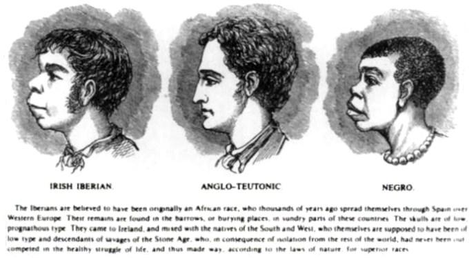 Az írek 4000 éve még úgy néztek ki, mint az arabok