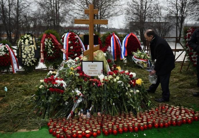Eltemették Borisz Nyemcovot