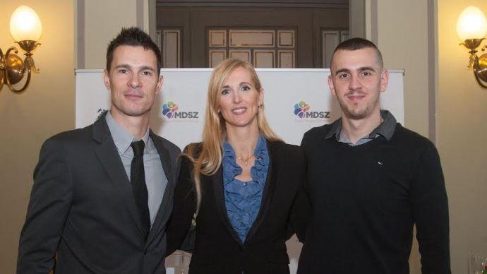 Cseh László diákként már volt olimpiai bajnok