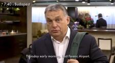 Orbán hazahoz valamit Brüsszelből, a Jobbik fáklyákkal tüntet ellene