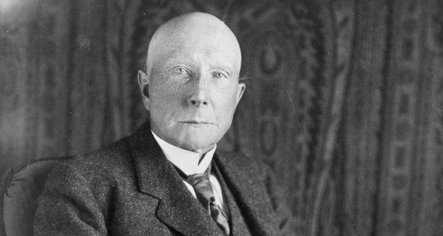 Tudományosan összeállított étrenddel kívánta megérni 100. születésnapját John D. Rockefeller