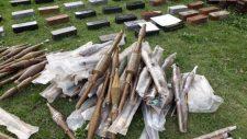 Iszlamisták fegyverraktárai után nyomoz a szíriai hadsereg (képek)