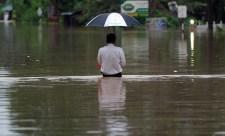 Kémiai anyagokkal csináltak mesterséges esőt