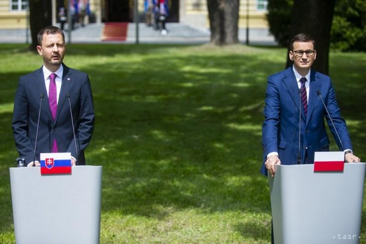 Heger kedvező utazási feltételeket kért a szlovákiai polgároknak lengyelországi látogatása során