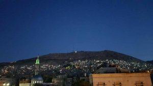 Légicsapásokat hajtottak végre Szíria ellen (képek)