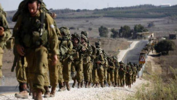Az izraeli hadsereg fokozza készültségét a Golán-fennsíkon