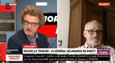 """""""Francia""""országi szólásszabadság: így keverik le a tábornokot, amikor válaszol arra a kérdésre, hogy kik irányítják a médiát"""