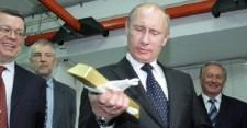 Putyin elnök hozzálátott a világ dollártalanításához
