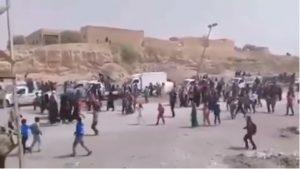 Napok óta tartanak a tüntetések az amerikai hadsereg ellen (videó)