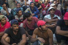 Merényletre készültek a bevándorlók