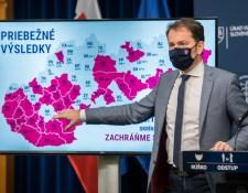 Matovič: Hétfőig majd 2,6 millió személyt teszteltek le