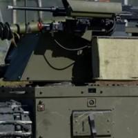 Orosz harci robotokat tesztelnek Szíriában