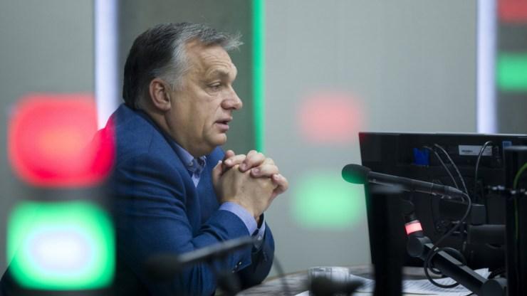 Orbán Viktor: keményíteni szeretném a magyar migrációs álláspontot