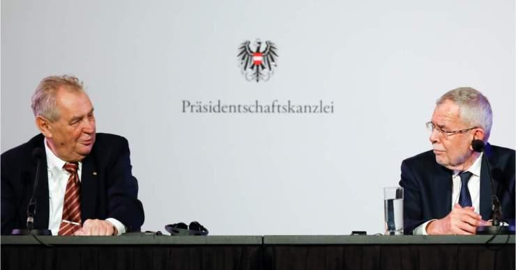 Ausztria és Csehország a kapcsolatok javítását szorgalmazta Oroszországgal