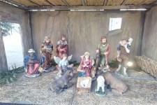 Ellopták a kis Jézust a Kossuth téri betlehemből