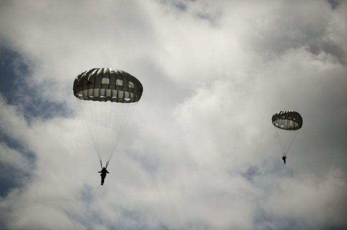 Amerikai katonák indulnak Ukrajnába