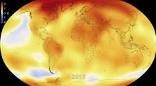A NASA legújabb, döbbenetes videója a klímaváltozásról – VIDEÓ