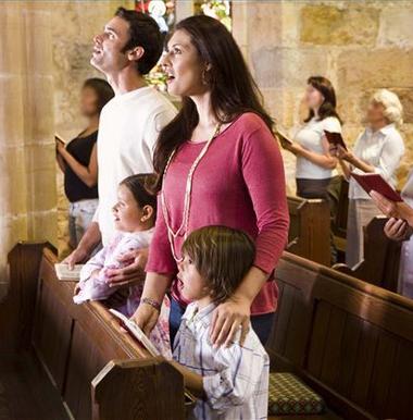 Miért fontos, hogy az apák templomba járjanak?