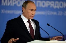 Az orosz elnök felszólította Izraelt