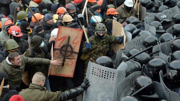 A Jobboldali Szektor betiltásával polgárháború készül Ukrajnában