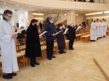 Lelkipásztori munkatársak ígérettétele Zalaegerszegen