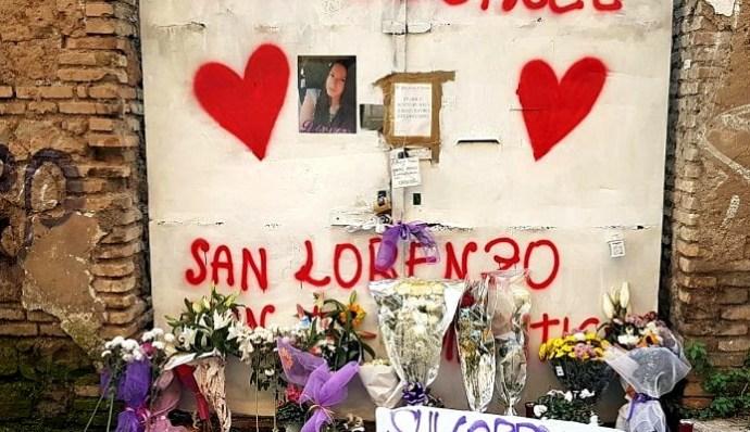 Illegális négerek erőszakoltak és öltek meg egy drogfüggő olasz lányt Rómában