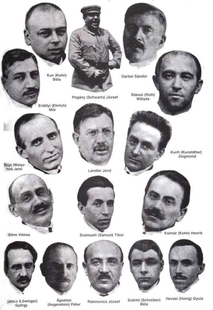 Egy '19-es magyarországi kommunista, Sztálin-lakáj zsidó volt az ötletgazdája a gyilkos málenkij robotnak