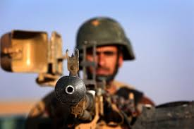 Támadást indított az iraki hadsereg az Iszlám Állam ellen
