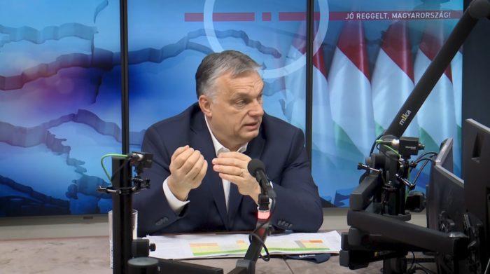 Orbán Viktor: A járványok és a népvándorlások korát éljük