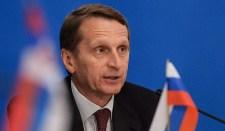 Washington nyiltan koordinálja Oroszország zsarolását