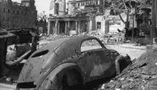 Összeomlott az SS-tiszt, mikor újra látta Budapestet