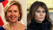 Melania Trump nyilvánosan utasította rendre az elnök kormányzatának egyik tagját