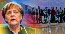 """Merkel búcsúbeszédében a """"helyiek és a migránsok"""" összekeverését sürgette"""