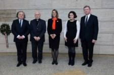Egyházi vezetőkkel is találkozott az amerikai nagykövet Debrecenben