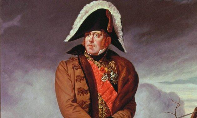 """Golyótalálattal a nyakában is lovasrohamot vezényelt a """"bátrak bátra"""", Ney marsall"""