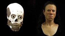 9000 évvel ezelőtt élt tinédzser arcát rekonstruálták
