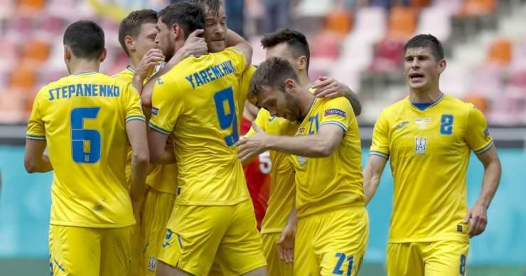 Foci EB: Ukrajna küzdelmes meccsen legyőzte Észak-Macedóniát