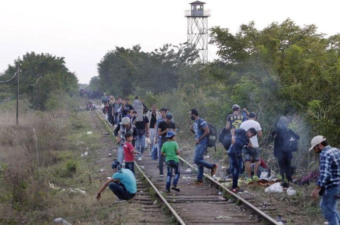 Ezt írja a külföldi sajtó a magyar menekültpolitikáról
