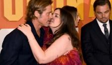Brad Pittet kéretlenül szájon csókolta Lena Dunham – Mindenki ledöbbent, hogy a #metoo ilyenkor elmarad