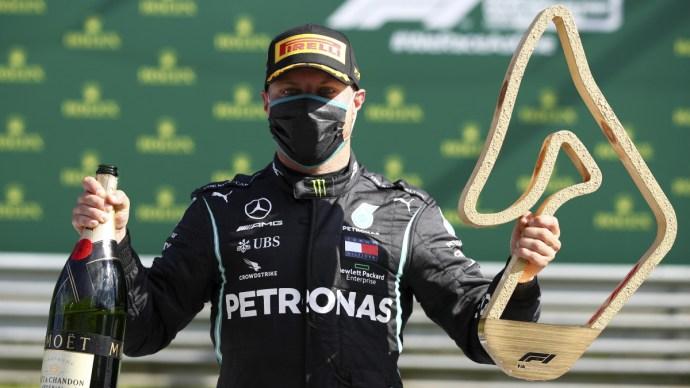 Forma-1: a Mercedes már bánja, hogy fekete lett az autója