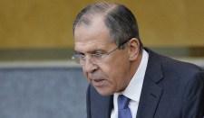 Lavrov: azoknak a próbálkozásoknak, hogy Oroszországra hárítsák a felelősséget az ukrajnai válságáért, nincsen perspektívája