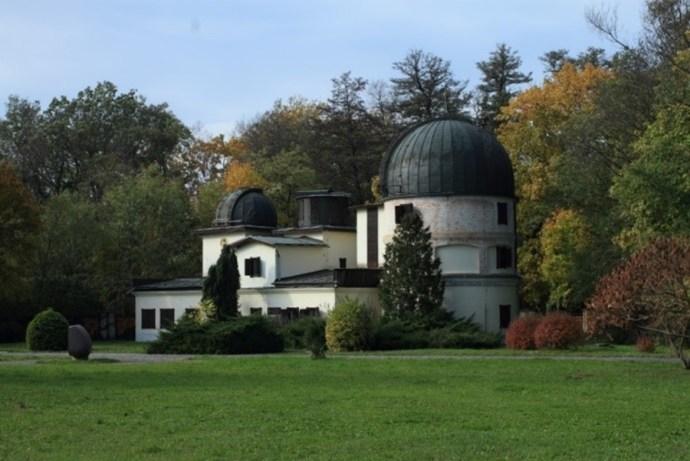 Csillagászat határok nélkül –  az ógyallai és a tatai csillagvizsgáló együttműködése