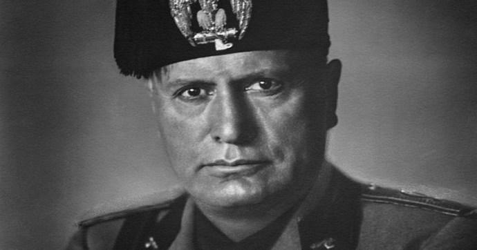 Az első világháború lövészárkaiban fordult a nacionalizmus felé Benito Mussolini