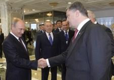 Tűzszüneti megállapodást kötött Putyin és Porosenko