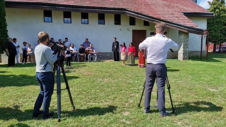 Kisfilm készült a Nyíregyházi Egyházmegyében zajló cigánypasztorációról