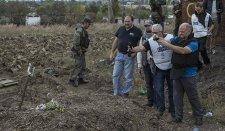 Doneck környékén 400 holttestet találtak