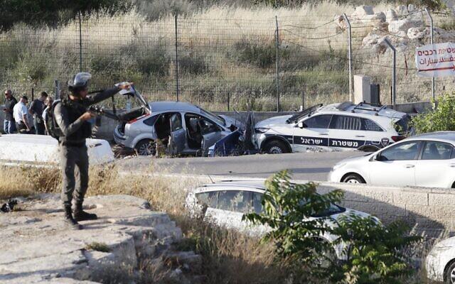Gázolásos merénylet Jeruzsálemben