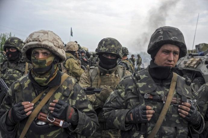 Egyoldalú tűzszünet Kelet-Ukrajnában