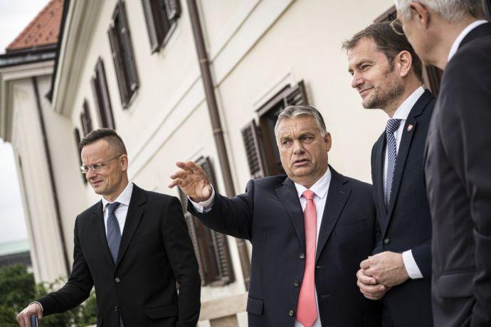 Matovič megköszönte Orbán és Szijjártó segítségét a Szputnyik V beszerzésével kapcsolatban